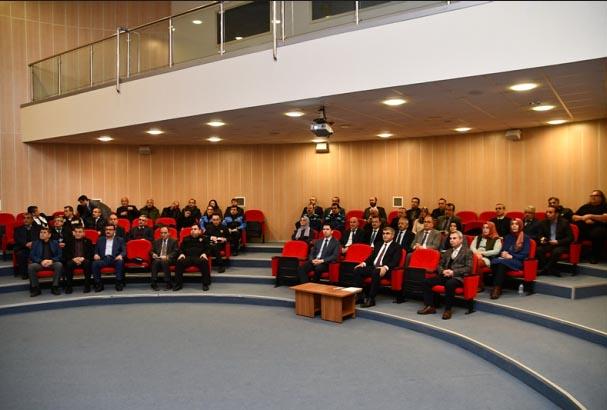 Açık Kapı Değerlendirme Toplantısı yapıldı