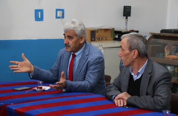 Safranbolu Sanayisi Altyapı İyileştirme Projesi için esnafın görüşü alındı