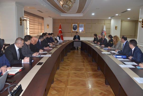 Çocuk Koordinasyon Kurul Toplantısı yapıldı