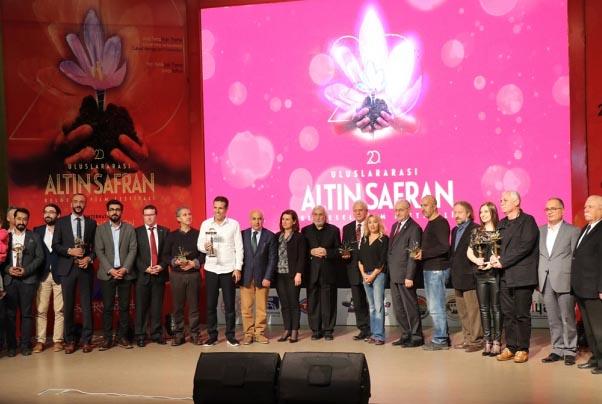 Türkiye'nin En Büyük Belgesel Film Festivali (Altın Safran)