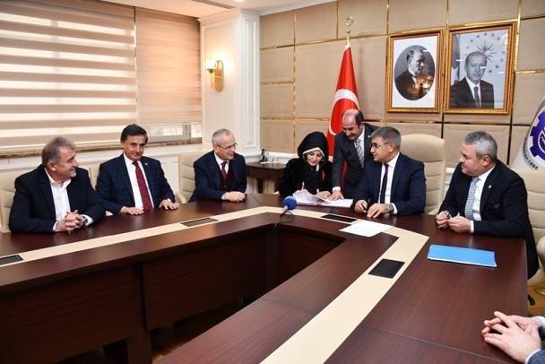 Safranbolu Huzurevi Protokolü İmzalandı