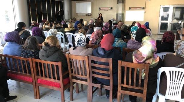 SYM'deki Kursiyerlere Mahremiyet Eğitimi