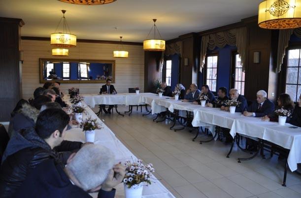 Safranbolu'da Dijital Dönüşüm ve Endüstri 4.0 toplantısı
