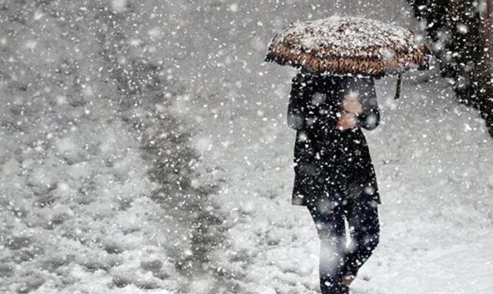 Bugün kar yağışı bekleniyor