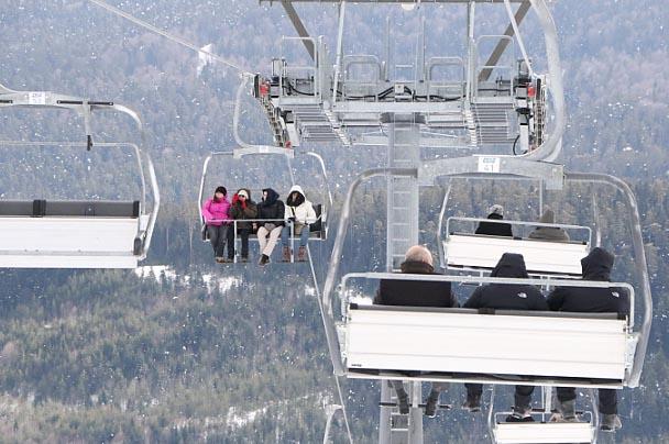 Kayak Merkezi, doğa turizmiyle bölgede tek olacak