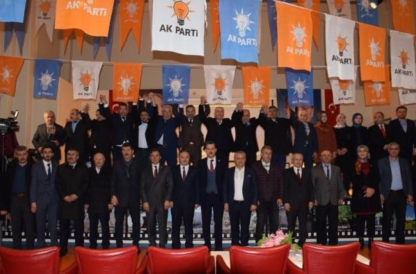 AK Parti Eskipazar İlçe Başkanı Ali Ünal oldu