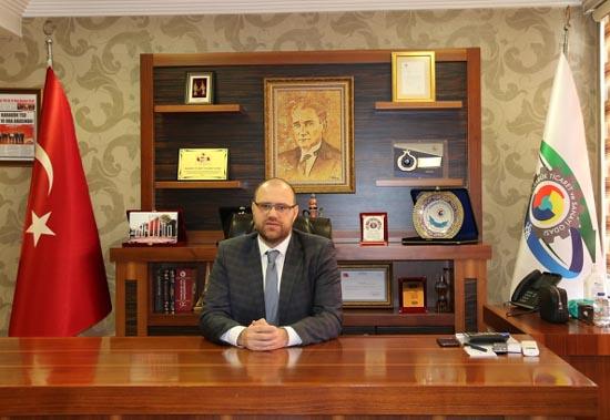 KTSO Başkanı Mescier'den Berat Kandili Mesajı