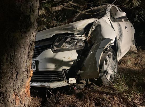 1 Kişinin öldüğü kazayla ilgili sürücü tutuklandı