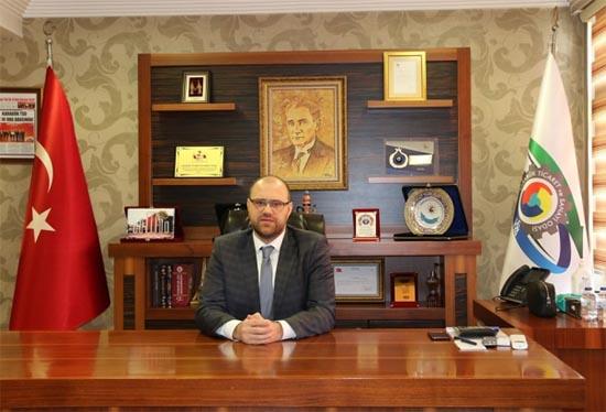 KTSO Başkanı Mescier'den Bayram Mesajı