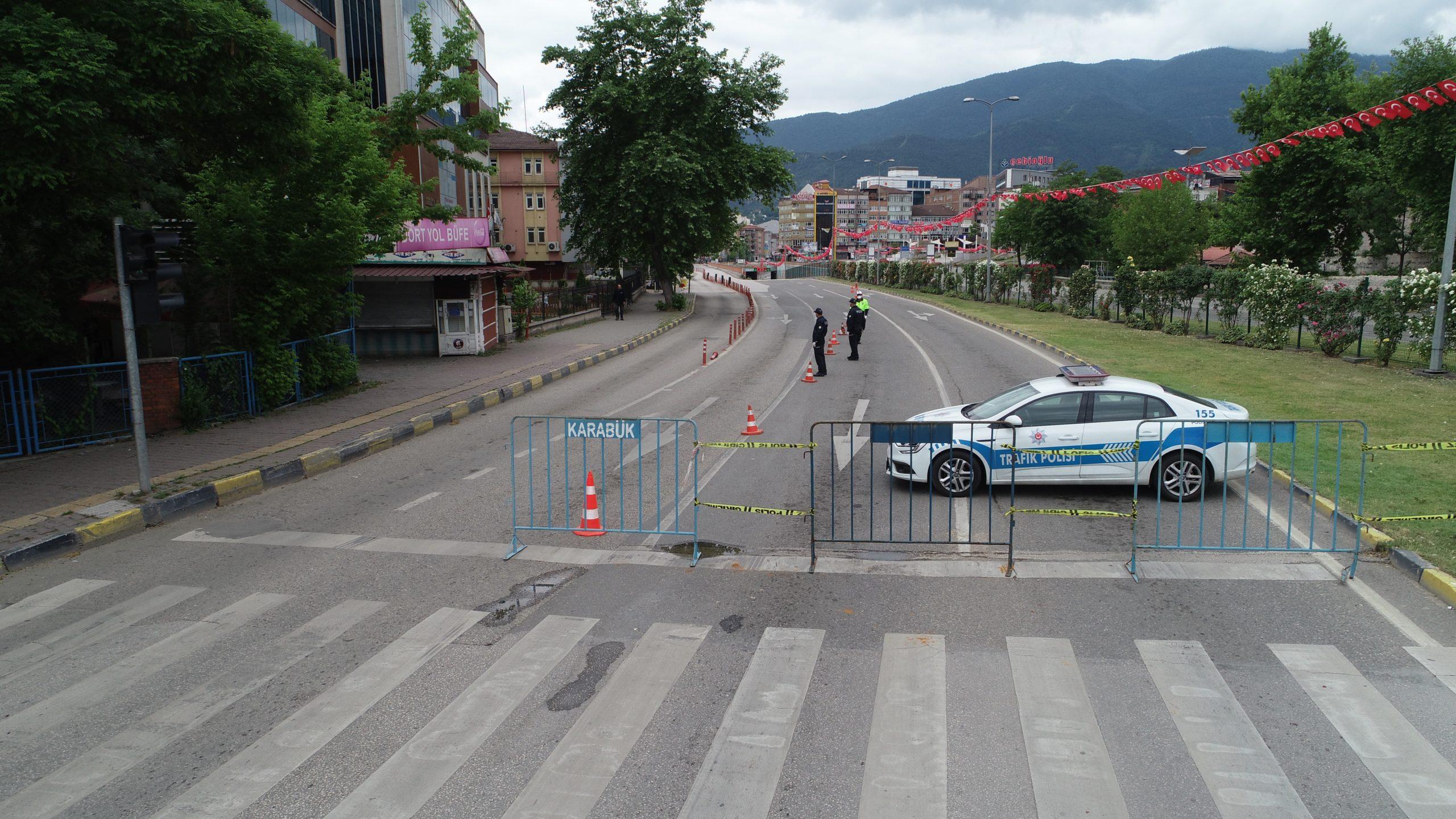 Karabük'te 77 kişiye 219 bin TL ceza kesildi