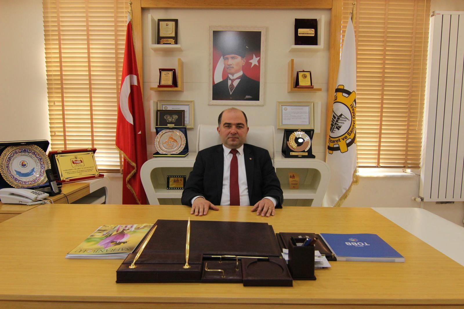 Safranbolu TSO Başkanı Acar'dan bayram mesajı