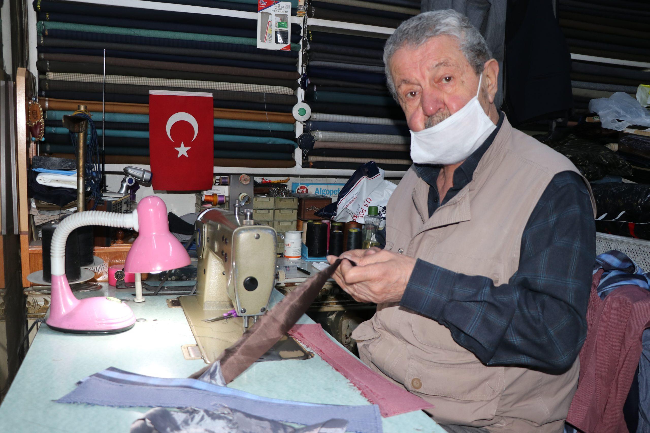 77 Yaşındaki Musa amca 2.5 aylık aradan sonra iş başı yaptı