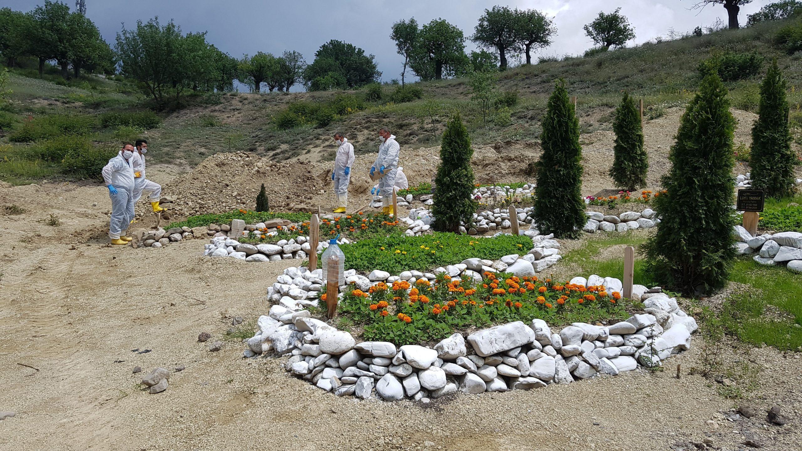 Karabük'te Koronadan bir vefat daha
