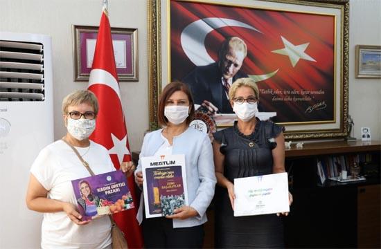 Safranbolu Belediyesi, Mezitli Belediyesi'ni ağırladı