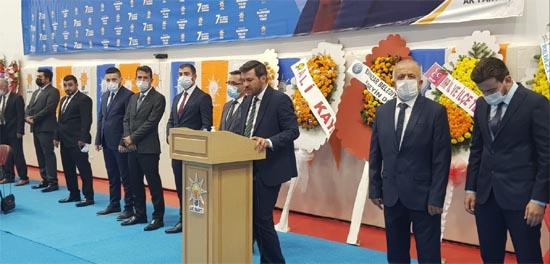 AK PartiKarabükMerkez İlçede Çetinkaya dönemi