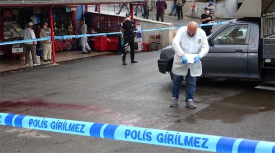 Husumetli olduğu şahsı pompalı ile yaralayan saldırgan yakalandı