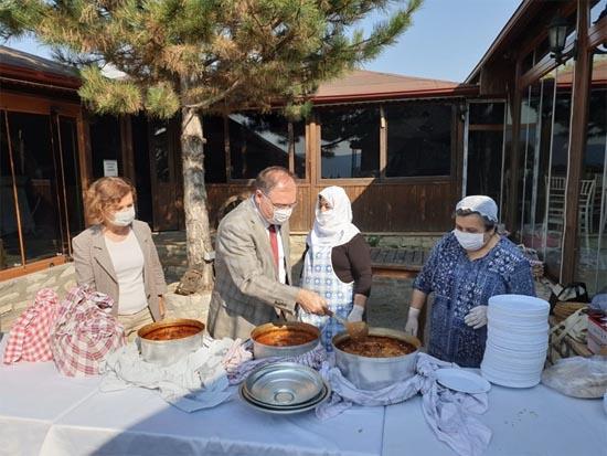 Safranbolu'da yöresel lezzetler tanıtıldı