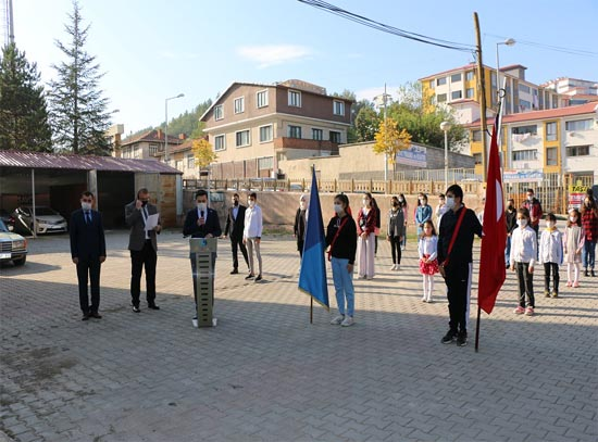 Cumhuriyet Bayramı Eskipazar'da kutlandı