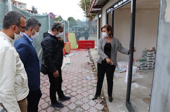 Safranbolu Belediyesi hizmet alanlarını genişletiyor