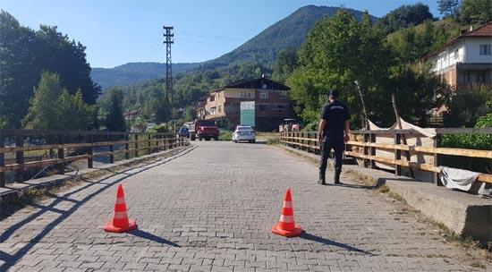 Yenice'nin en büyük köyünde ikinci karantina