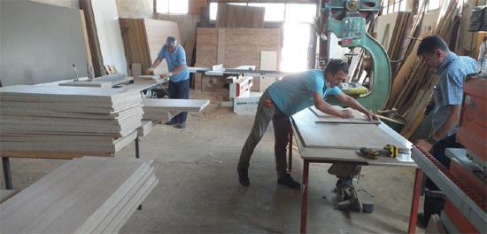 Safranbolu Belediyesi Ahşap Atölyesi yüzde 60 tasarruf sağladı