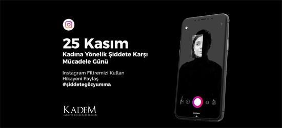 """Kadem Yönetim kurulu Başkanı Gümrükçüoğlu: """" Şiddete Göz yumma!"""""""
