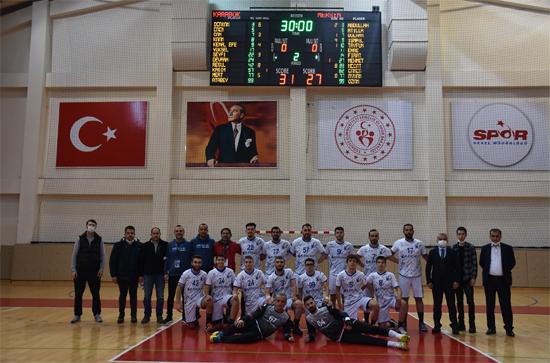 KarabükYenişehir GSK 31 – Mersin İdman Yurdu Hentbol SK 27