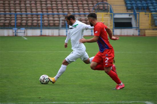 2.Lig: KardemirKarabükspor: 0 – Sakaryaspor: 4