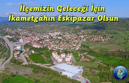 Eskipazar Belediye Başkanından İkametgah Kampanyası