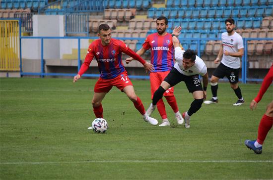 2.Lig: KardemirKarabükspor: 0 – Vanspor: 2