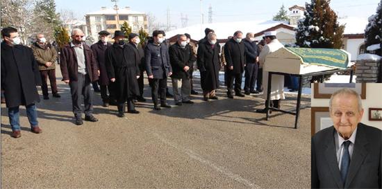 Fethi Toker Safranbolu'da toprağa verildi