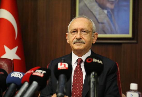 Kılıçdaroğlu'ndan Mektup Cevabı