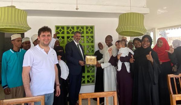 Zanzibar ile eğitim işbirliği