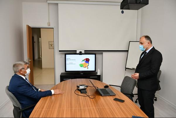 Karabük'te 119 Bin Hane Fiber Sistemle hizmet veriliyor