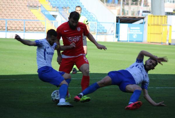 2.Lig: KardemirKarabükspor: 0 – Pendikspor: 3