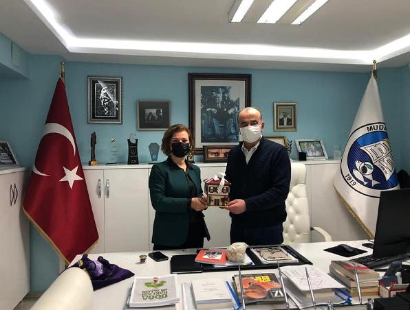 Başkan Köse, İl ve İlçe Belediyelerine ziyaretlerini sürdürüyor