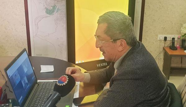 """Vergili: """"PKK'yı Avrupa Cesaretlendiriyor"""""""