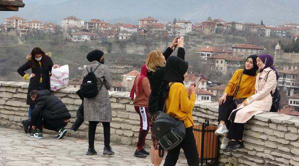 Osmanlı kenti Safranbolu uzun zaman sonra hareketlendi