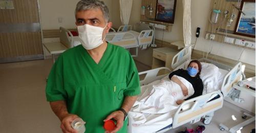 Akciğerinden Arnavut Biberi Çıktı