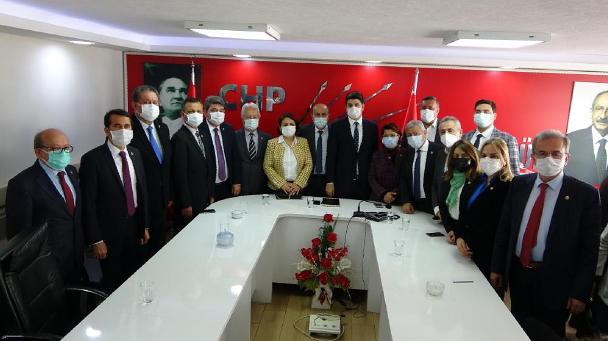 CHP'li Vekillerden Karabük Çıkarması