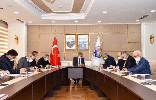KARÇEV Meclis toplantısı yapıldı