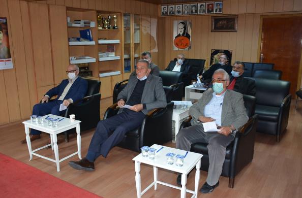 Yenice Belediye Meclisi Nisan Toplantısı yapıldı